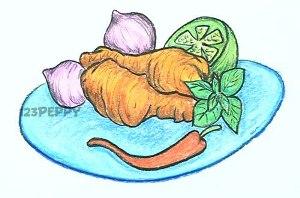 нарисовать пошагово овощи карандашом, рисунок  овощей, контурный рисунок,  цветной