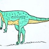 динозавра