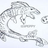морского дракона