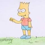 Барта Симпсона