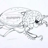 большого жука