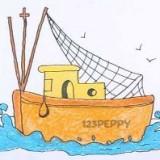 рыболовецкий катер