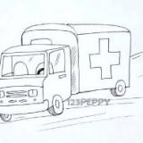 машину скорой помощи