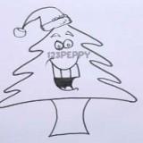 веселую новогоднюю елку