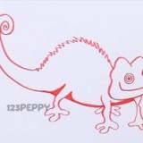 хамелеона Паскаля