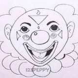 клоуна