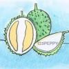 как нарисовать персик