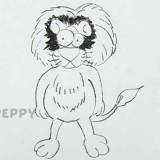 африканского льва