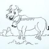 веселую корову
