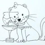 голодного кота