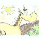 лошадь, коня