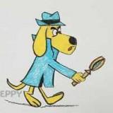 собаку - детектива