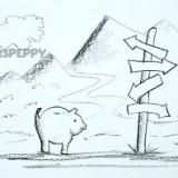 забавную свинью