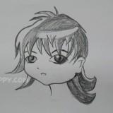 голову девочки