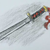 меч ниндзя