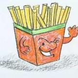 картошку фри