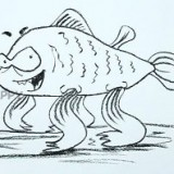 коварную рыбку
