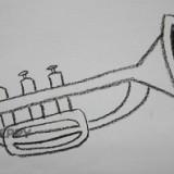 музыкальную трубу