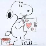 влюблённую собаку