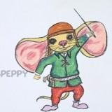 мышонка Десперо
