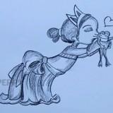 принцессу и лягушку