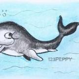 черного кита